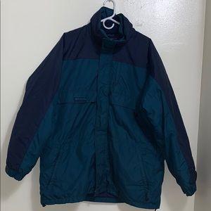 Vintage Columbia Gizzmo Winter Coat